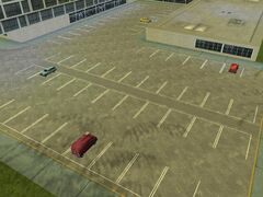 Moist Palms Hotel estacionamiento