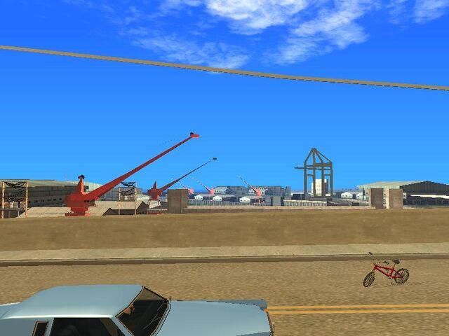 Archivo:Una vista de Ocean Docks.jpg