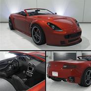 Rapid GT convertible LMS