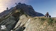 Mount chilliad v