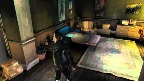 GTA IV - Misterio entrar a casa de roman despues de quemada