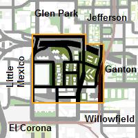 Mapa Idlewood