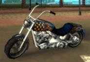 BikerAngel en VCS