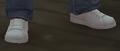 Zapatillas tenis blancas GTA IV.png