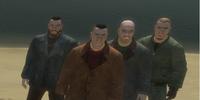 Organización criminal Faustin