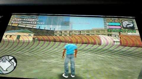 Grand Theft Auto Vice City Stories (PSP) - Unused Beta VCPD Police Maverick (AI) Spawn Script
