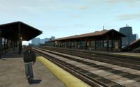 Huntington Street Upper Station GTA IV