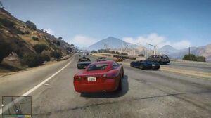 Parque eolico gta v gameplay