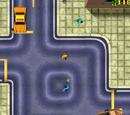 Nivel de búsqueda de Grand Theft Auto