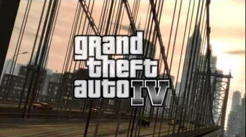 Grand Theft Auto IV - Trailer (PC)