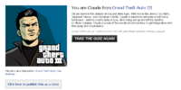 Grand Theft Auto Quiz