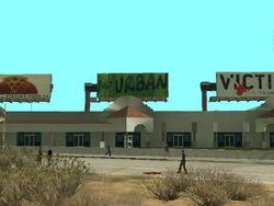 Tienda de SubUrban en Creek( Las Venturas)