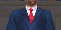 Traje de abogado