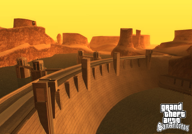 Archivo:Atardecer en the sherman dam.jpg