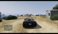 Salto acrobático GTA V - 15m