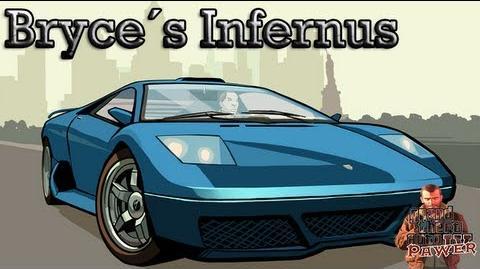 GTA IV - Bryce´s Infernus - HD-0