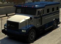 El Stockade en GTA IV