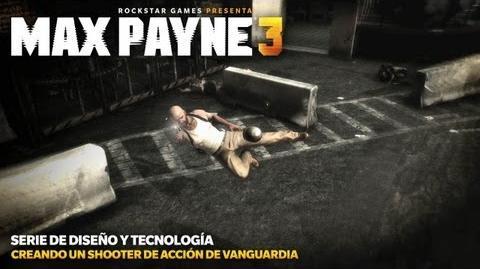 Max Payne 3 - Serie Diseño y Tecnología Creando un Shooter de Acción de Vanguardia Español