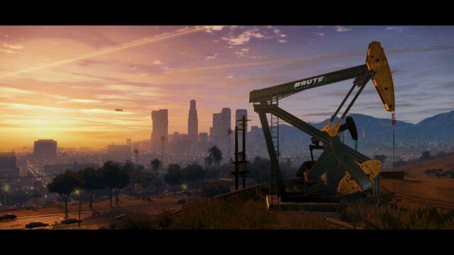 Archivo:Downtown los santos vistos desde un extractor de petroleo.jpg