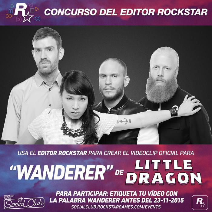 Noticias - Concurso del Editor Rockstar Wanderer1