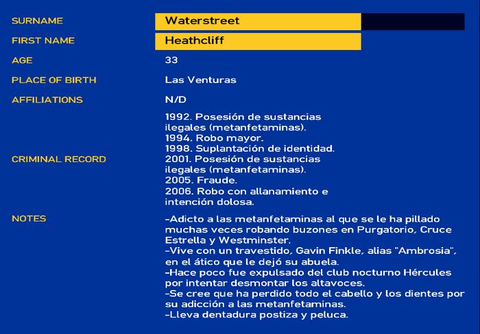 Heathcliff waterstreet
