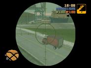 GTA 3 Primera Persona Francotirador