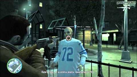 GTA IV Mission A Long Way to Fall