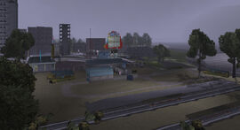 Harwood (GTA3) (westwards)
