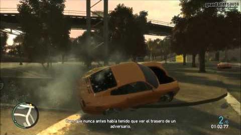 GTA IV Mission No. 1