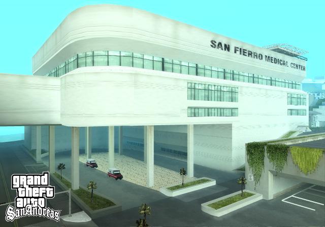 Archivo:Centro medico de san fierro.jpg