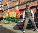 Grand Theft Auto Online: Lowriders