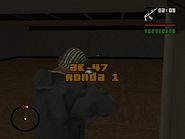AK-47 ronda 1