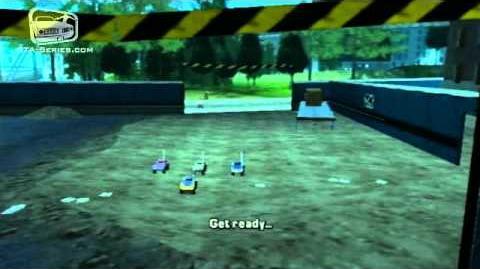 GTA Liberty City Stories - RC Race - Thrashin' RC