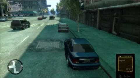 GTA IV Mission Payback