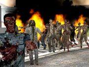 Muchos zombies