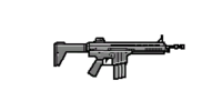 Rifle pesado