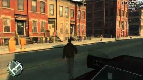 GTA IV Mission Wrong is Right