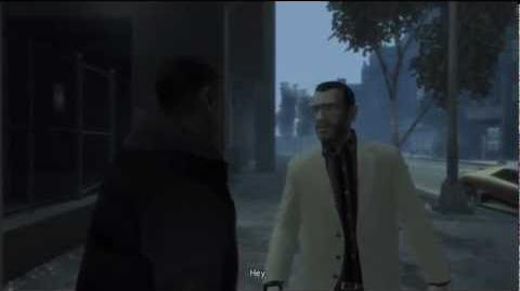 Grand Theft Auto IV - Random Character - Clarence Little