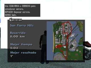 Mapa del recorrido de San Fierro Hills.png
