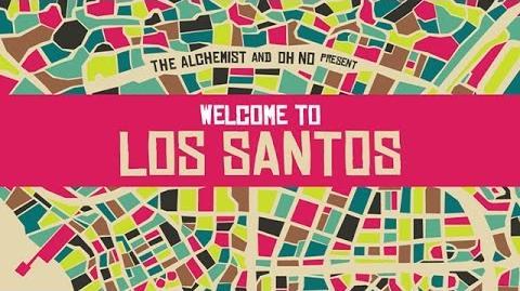 MC Eiht & Freddie Gibbs - Welcome to Los Santos feat