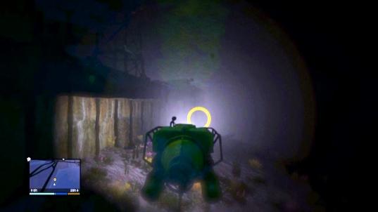 Archivo:GTA V Minisubmarino misión.jpg