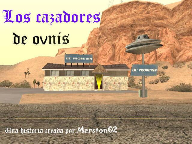 Archivo:Portada Historia Cazadoresdeovnis.jpg