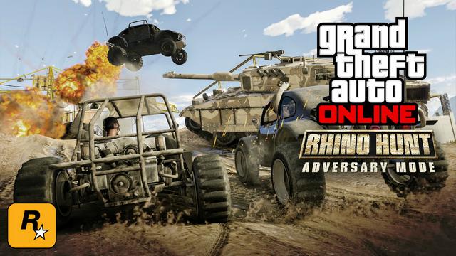 """Archivo:GTA Online - Modo Adversario """"Caza de Rhinos""""1.png"""