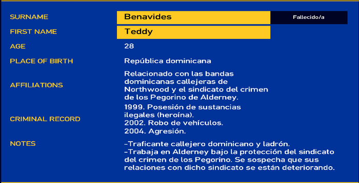 Teddy benavides LCPD.png