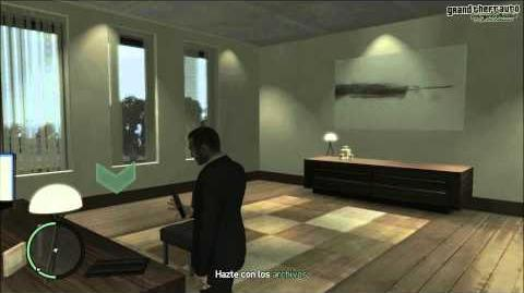 GTA IV Mission ...Final Interview