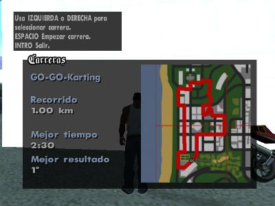 Archivo:Mapa del recorrido de GO-GO-Karting.png