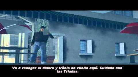 Grand Theft Auto III Easter Egg Toni Kipriani