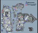 Destrucciones de Grand Theft Auto: Chinatown Wars