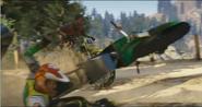 Franklin Beta Motocross