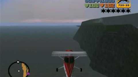 GTA III Ghost town